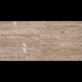 Lino Nuvolato Vein-Cut Mysia Travertine Tile Mosaic