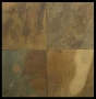 California Gold Slate Tile 12