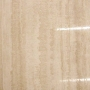 Lino Nuvolato Travertine Tile Polished Vein-Cut