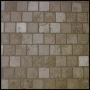 Walnut Travertine Tile Mosaic