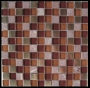 """Terra"" Glass Tile Mosaic"
